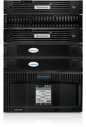 Quantum StorNext Pro Production